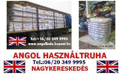 Használtruha Angol bála olcsón eladó! Szekszárd - MegyeiApró.hu apróhirdetés 56eca7352b