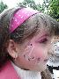 trambulin, homokkép, Arcfestés, csillámtetoválás, henna